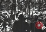 Image of Yugoslav partisans Yugoslavia, 1944, second 2 stock footage video 65675074200