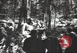 Image of Yugoslav partisans Yugoslavia, 1944, second 3 stock footage video 65675074200