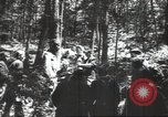 Image of Yugoslav partisans Yugoslavia, 1944, second 4 stock footage video 65675074200