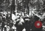 Image of Yugoslav partisans Yugoslavia, 1944, second 5 stock footage video 65675074200