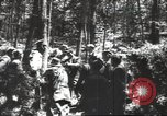 Image of Yugoslav partisans Yugoslavia, 1944, second 7 stock footage video 65675074200