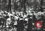Image of Yugoslav partisans Yugoslavia, 1944, second 8 stock footage video 65675074200