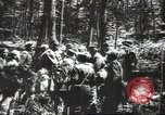 Image of Yugoslav partisans Yugoslavia, 1944, second 9 stock footage video 65675074200