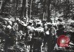 Image of Yugoslav partisans Yugoslavia, 1944, second 10 stock footage video 65675074200