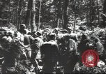 Image of Yugoslav partisans Yugoslavia, 1944, second 11 stock footage video 65675074200