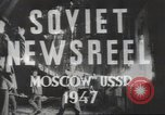 Image of Joseph Stalin Soviet Union, 1947, second 12 stock footage video 65675074201