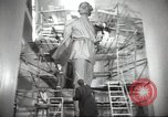 Image of monument to Maxiom Gorky Soviet Union, 1947, second 7 stock footage video 65675074206