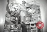 Image of monument to Maxiom Gorky Soviet Union, 1947, second 8 stock footage video 65675074206