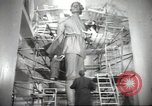 Image of monument to Maxiom Gorky Soviet Union, 1947, second 10 stock footage video 65675074206