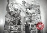 Image of monument to Maxiom Gorky Soviet Union, 1947, second 11 stock footage video 65675074206