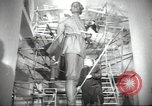 Image of monument to Maxiom Gorky Soviet Union, 1947, second 12 stock footage video 65675074206