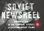 Image of female engineer Moscow Russia Soviet Union, 1947, second 7 stock footage video 65675074207