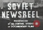 Image of female engineer Moscow Russia Soviet Union, 1947, second 9 stock footage video 65675074207