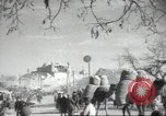 Image of tea house Samarkand Uzbek Soviet Socialist Republic, 1947, second 4 stock footage video 65675074209