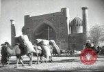 Image of tea house Samarkand Uzbek Soviet Socialist Republic, 1947, second 6 stock footage video 65675074209