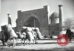 Image of tea house Samarkand Uzbek Soviet Socialist Republic, 1947, second 7 stock footage video 65675074209