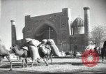 Image of tea house Samarkand Uzbek Soviet Socialist Republic, 1947, second 8 stock footage video 65675074209
