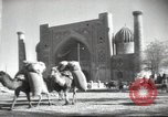 Image of tea house Samarkand Uzbek Soviet Socialist Republic, 1947, second 9 stock footage video 65675074209