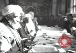Image of tea house Samarkand Uzbek Soviet Socialist Republic, 1947, second 12 stock footage video 65675074209