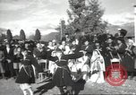 Image of Caucasian farmers Soviet Union, 1947, second 7 stock footage video 65675074210