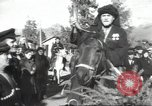 Image of Caucasian farmers Soviet Union, 1947, second 8 stock footage video 65675074210