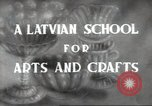 Image of students Riga Latvian Soviet Socialist Republic, 1947, second 3 stock footage video 65675074211