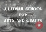 Image of students Riga Latvian Soviet Socialist Republic, 1947, second 4 stock footage video 65675074211