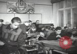 Image of students Riga Latvian Soviet Socialist Republic, 1947, second 7 stock footage video 65675074211