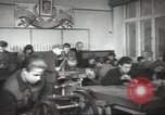 Image of students Riga Latvian Soviet Socialist Republic, 1947, second 8 stock footage video 65675074211