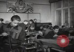 Image of students Riga Latvian Soviet Socialist Republic, 1947, second 9 stock footage video 65675074211
