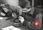 Image of students Riga Latvian Soviet Socialist Republic, 1947, second 11 stock footage video 65675074211