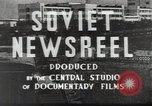 Image of giant steel mill Zaporozhye Ukrainian Soviet Socialist Republic, 1947, second 11 stock footage video 65675074213