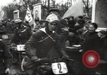 Image of motorcycle race Moscow Russia Soviet Union, 1947, second 10 stock footage video 65675074216
