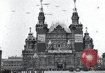 Image of Kremlin Moscow Soviet Union, 1939, second 7 stock footage video 65675074229