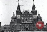 Image of Kremlin Moscow Soviet Union, 1939, second 8 stock footage video 65675074229