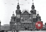 Image of Kremlin Moscow Soviet Union, 1939, second 9 stock footage video 65675074229