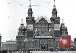 Image of Kremlin Moscow Soviet Union, 1939, second 11 stock footage video 65675074229