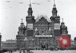 Image of Kremlin Moscow Soviet Union, 1939, second 12 stock footage video 65675074229
