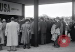 Image of West Berlin Industrial Exhibition  Berlin West Germany, 1950, second 8 stock footage video 65675074240