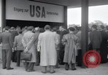 Image of West Berlin Industrial Exhibition  Berlin West Germany, 1950, second 10 stock footage video 65675074240