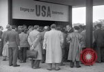 Image of West Berlin Industrial Exhibition  Berlin West Germany, 1950, second 11 stock footage video 65675074240