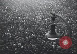 Image of Czech crowd Prague Czechoslovakia, 1953, second 4 stock footage video 65675074241