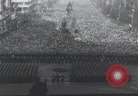 Image of Czech crowd Prague Czechoslovakia, 1953, second 11 stock footage video 65675074241