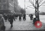 Image of Czech crowd Prague Czechoslovakia, 1953, second 1 stock footage video 65675074242