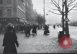 Image of Czech crowd Prague Czechoslovakia, 1953, second 2 stock footage video 65675074242