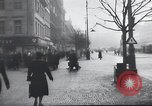 Image of Czech crowd Prague Czechoslovakia, 1953, second 3 stock footage video 65675074242