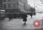 Image of Czech crowd Prague Czechoslovakia, 1953, second 5 stock footage video 65675074242