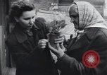 Image of Czech people Prague Czechoslovakia, 1953, second 2 stock footage video 65675074244