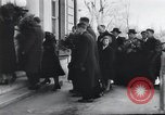 Image of Czech people Prague Czechoslovakia, 1953, second 10 stock footage video 65675074246