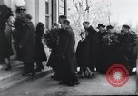 Image of Czech people Prague Czechoslovakia, 1953, second 11 stock footage video 65675074246